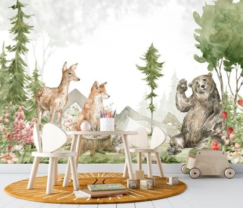"""Wallpaper """"Jungle"""""""